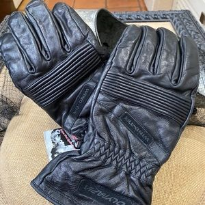 NWT Olympia Gauntlet Motorcycle Glove Size XL